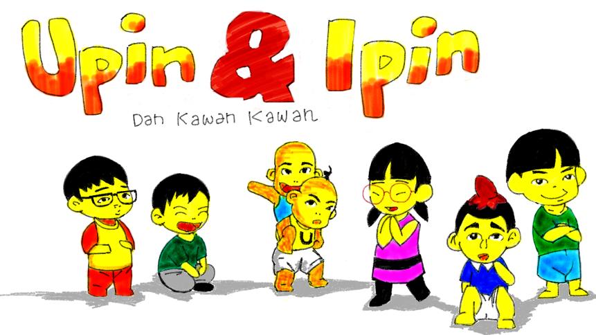 Upin ipin dan kawan kawan upinipin doodle upin ipin dan kawan kawan upinipin reheart Image collections